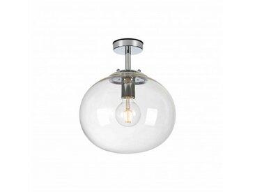 Plafonnier de salle de bains AMY chromé 1 ampoule