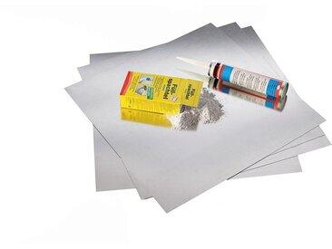 magnetoplan® Kit magnetowand® avec accessoires - SOUS LE PAPIER PEINT - 20 plaques = 5 m²