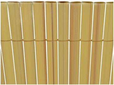 Sol Royal SolVision P14 - Brise Vue Canisse PVC - Nature 160cm (H), 400cm (L)