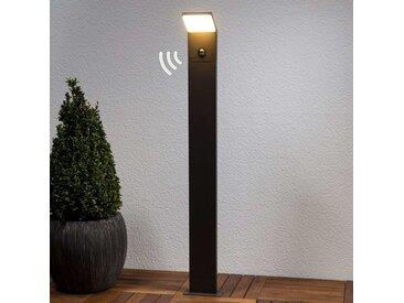 LED Eclairage Exterieur avec Detecteur de Mouvement 'Nevio' en aluminium
