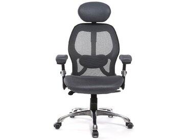 Fauteuil de bureau ergonomique ULTIMATE V2 plus - Gris