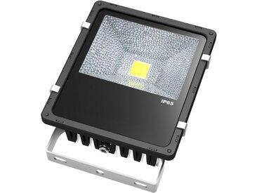 Projecteur LED 50W Blanc chaud modèle extra-plat