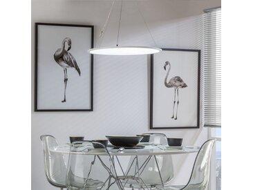 Lampe LED Suspendue Magnus 36W Blanche Blanc Froid 6000K - 6500K - Blanc Froid 6000K - 6500K