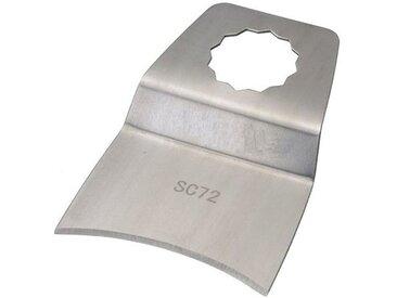 11 couteaux concave de scie oscillante SuperCut Inox 52 x 28 x 0,9 mm - Résidus colle, peinture - ZOS00193 - Labor - -