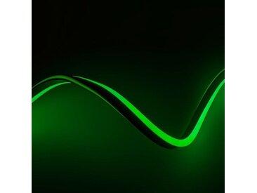 Gaine Néon LED Flexible 120 LED/m 220V AC Verte 18m - 18m