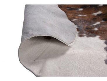 Peau de vache Normande Valdemoro Beige 190x185 - Beige