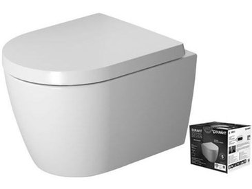 """Pack WC suspendu COMPACT """"ME BY STARCK"""" RIMLESS - Couleur : BLANC"""