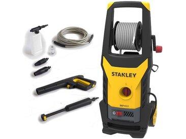 Nettoyeur haute pression STANLEY 2200W 150 bars SXPW22E laveur haute pression haute qualité enrouleur 8m accessoires