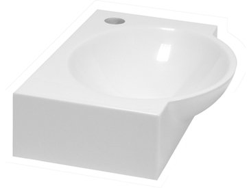 Lave mains blanc MINI - 40x29cm