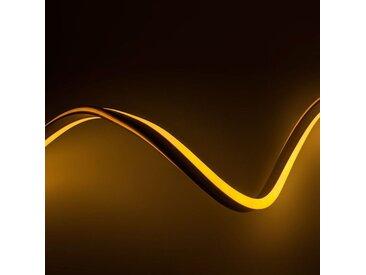 Gaine Néon LED Flexible 120 LED/m 220V AC Orange 15m