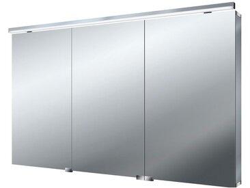 Armoire de toilette à LED Emco asis flat, 1200mm, Exécution: sans éclairage du lavabo - 979705066