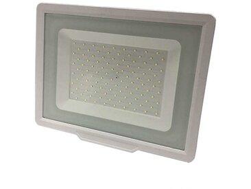 Projecteur LED 100W (500W) IP65 8000 lumens   Blanc Chaud (2700K) - Blanc