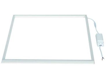 Cadre Lumineux Dalle LED 40W 600x600 mm 3600 lumens | Blanc Chaud (3000K)