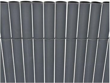 Sol Royal SolVision P14 - Brise Vue Canisse PVC - Anthracite 160cm (H), 500cm (L)