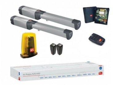 Kit bft PHOBOS AC pour portes battantes 230V 400KG 2,5MT R935304 00002