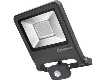 Projecteur LED extérieur avec détecteur de mouvements 50 W 1x LED intégrée blanc chaud LEDVANCE Endura® Flood 4058075239593 gris foncé 1 pc(s)