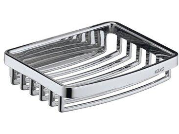 Panier à savon 24941, modèle en fil, amovible, hauteur : 28mm, chromé - 24941010000 - Keuco
