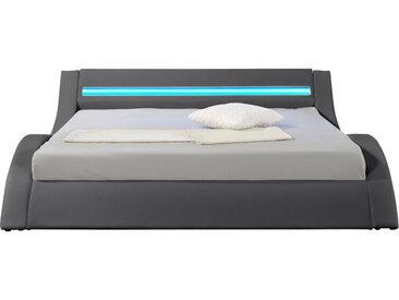 Lit Design LED gris-140 x 190 (cm) - Hypnia