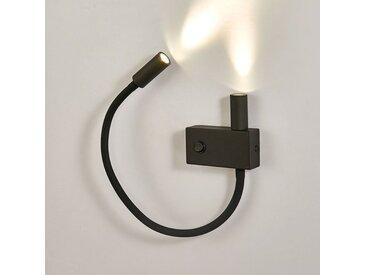 Applique liseuse double lumière épurée - Nanda