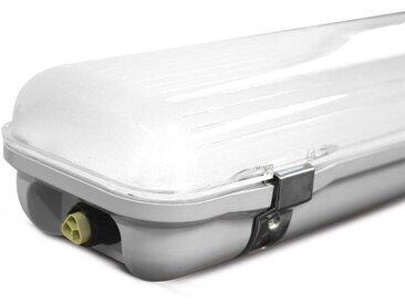 Boitier étanche IP65 LED intégrées 48W (430W) Blanc neutre 4000°K Dépoli