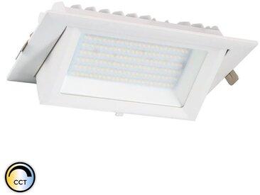 Projecteur LED 130lm/W Orientable Rectangulaire 48W CCT Sélectionnable LIFUD Sélectionnable (Chaud-Neutre-Froid)