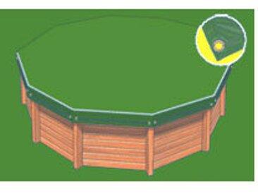 Bâche hiver Eco verte compatible piscine Sunbay Auriga