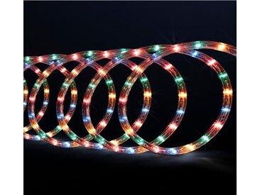 Tube lumineux LED et ses 8 jeux de lumière - Dim : 40 mètres -PEGANE-