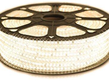Ruban LED Professionnel EPISTAR 2835 120 LED/m de 25 ou 50 mètres blanc chaud étanche (IP68) | Longueur: 25 mètres