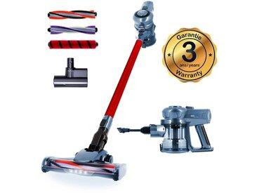 Aspirateur Balai 2en1 EZIclean® Cyclomax ultimate EDITION RED