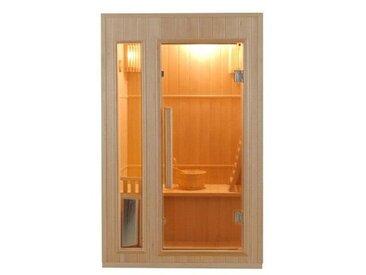 Sauna à vapeur Zen - 2 à 5 places - Nombre de places: 2 places