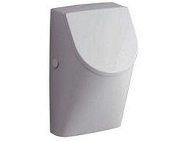 Geberit Renova Nr. 1 Plan urinoir avec couvercle 235120, Coloris: Blanc - 235120000