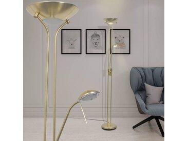 Lampadaire à LED à éclairage réglable 23 W