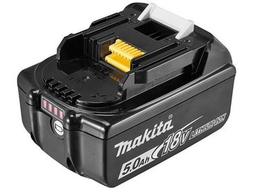 MAKITA - Batterie 18V 5AH en boite carton - BL1850B