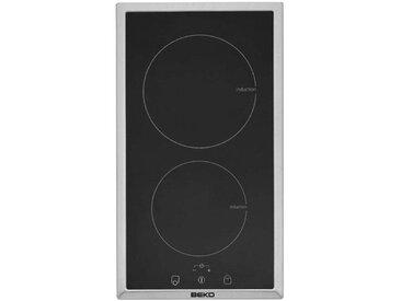 Table de cuisson induction 2 foyers - 1 foyer 160 mm / 1400W - 1 foyer 200 mm / 3000W