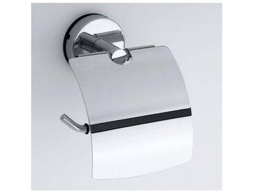 Dérouleur papier toilette FIX en acier 14,2 x14,8 x9,5 cm