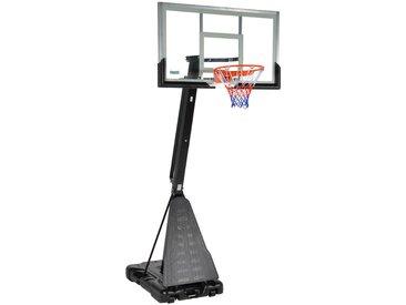 Bumber - Panier de Basket sur Pied Mobile 'Cleveland' Hauteur Réglable de 2.30m à 3.05m (7.5' a 10')