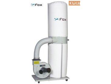 Fox - Aspirateur d'atelier 2CV 1500W Sac160 litres INDUCTION - F50-842