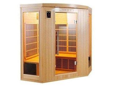 Sauna infrarouge Apollon - 1 à 5 places - Nombre de places: 3/4 places