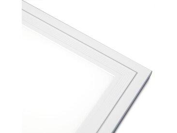 Panel LED Slim 120x30cm 40W 3800lm + Kit de Superficie | Blanc froid (HO-KITPAN120X30-40W-CW)