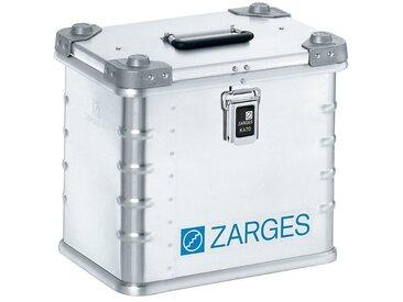 ZARGES Caisse de transport en aluminium - modèle robuste - capacité 27 l, L x l x h int. 350 x 250 x 310 mm