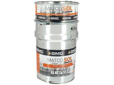Peinture Matco Sol 112m² gris de Matco - Peinture piscine