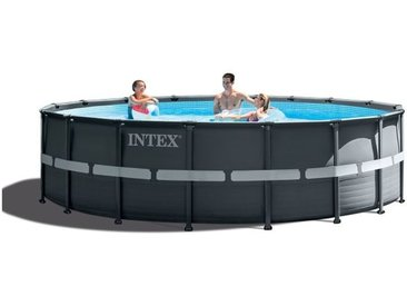 Piscine tubulaire ronde Intex Ultra XTR 5.49 x 1.32 m