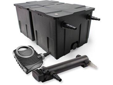 SunSun Kit de filtration de bassin 60000l 36W UVC 3. Stérilisateur NEO10000 80W Pompe