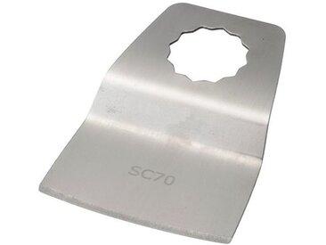 11 couteaux de scie oscillante SuperCut Inox 52 x 28 x 0,9 mm - Résidus colle, peinture - ZOS00183 - Labor - -