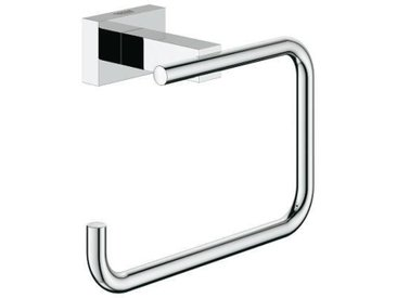 Caesaroo - Grohe Essentials Cube Porte Papier Toilette 40507001 | chrome