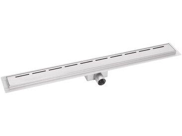 Caniveau de douche 90cm bp05 - Profil de ligne - evacuation d eau - siphon de sol - acier inoxydable