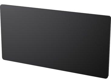 Cayenne Panneaux Rayonnant en verre Noir LCD 2000W