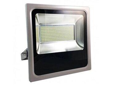 Projecteur LED 200W Blanc Froid IP65 Nouvelle Génération ( finition grise )