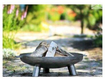 Brasero de jardin BALI en acier - Sans couvercle