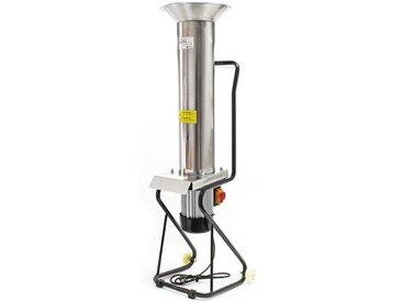 Broyeur à fruits à pépins en acier inoxydable 1100W 1,5PS 2800U/min 1000kg/h